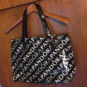 🎃3/$25 Pandora tote bag never worn.